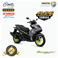 Yamaha All New Aerox 155 Connected