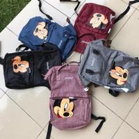 Ransel anello mickey murah tas ransel perlengkapan bayi