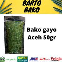 Bako/Tembakau Gayo Aceh Grade A Rasa Strong 50gr