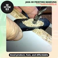 Alat Pencari Pusat Bor Center Jig 3D Print Bandung WICTMGS