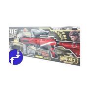 Kelapabatokan Mainan Anak Tembak Sniper Magnum Awp Water Bullet Gun +