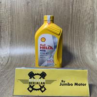 Oli Mesin Shell Helix HX6 10W-40 1 Liter - Oli Mobil Bensin & Diesel