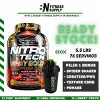 MuscleTech NitroTech 100% Whey Gold Protein