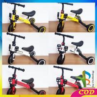 RB-M97 Mainan Sepeda Anak 3 Roda 2in1 Sepeda Keseimbangan Anak Balance