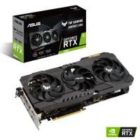 ASUS TUF RTX 3080 10GB OC GAMING 10G RTX3080-O10G GDDR6X 3FAN VGA CARD