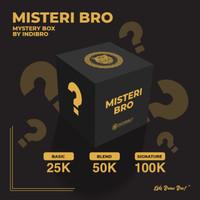 INDIBRO MISTERI BRO - MYSTERY BOX
