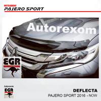 Aksesoris / Deflecta EGR Mitsubishi Pajero Sport 2016 - now