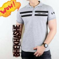 Polo shirt Golf/ Kaos kerah Pria/ Tshirt Ua Men