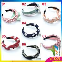 RB - C71 96 Headband Bando Korea Style Bandana Polos Bendo Kain Motif