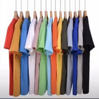 Kaos polos cotton combed 30s top quality /kaospolos/kaospoloscotton/