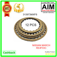 KOPLING SET MATIC NISSAN MARCH KAMPAS CLUTCH SET 313973MXFS