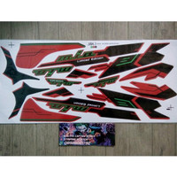 Dijual Lis Striping Sticker Mio Sporty Limited Edition Merah Diskon