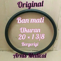 Ban mati kursi roda uk 20 × 1 3/8 Original
