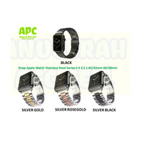 Strap Apple Watch Stainless Steel iWatch 5 4 3 2 1 44/42mm 40/38mm