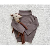 Baju Rajut Anak Turtleneck / Sweater Rajut Anak / Pakaian Anak