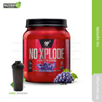 BSN NO Xplode 60 Serving Pre Workout