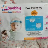 FACE SHIELD BAYI NEW BORN SNOBBY
