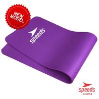 Matras yoga mat karpet spons tikar speeds NBR 183/61cm 10mm +tas - Ungu