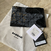 Authentic BaoBao Ryusui Lucent Zippered Clutch SS2019