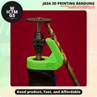 Pengasah Mata Bor Drill Bit Sharpener 3D Print Bandung WICTMGS