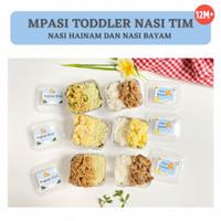 Paket MPASI Balita Nasi Hainam / No Preservatives / Makanan Anak / Cat