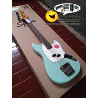 Squier Classic Vibe `60s Mustang Bass - Seafoam Green