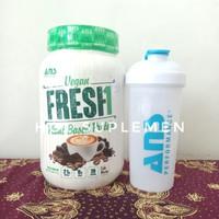 ANS Vegan Fresh 2 Lb 30 Serving Plant Based Protein 2 Lbs