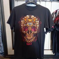 Baju Hard Rock Cafe Bali original Skull T Black