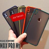 Asus Max Pro M1 6inch Case Dove Matte Transparan Macaron