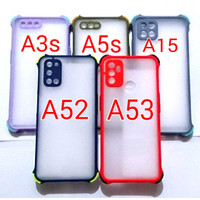 Anti Crack Case Softcase Oppo A3s - A5s - A15 - A52 - A53