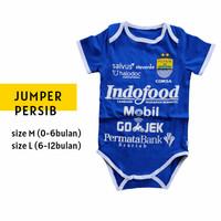 Jumper Bayi Laki-laki Baju Bayi Bola Persib
