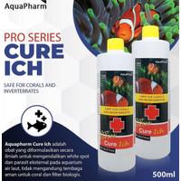 nemazaquatic Aquapharm Cure ich (obat ws/parasite) reef safe 500ML