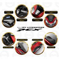 (PCX 160) Honda ORI Paket Aksesoris Premium KOMPLIT - 8 Item