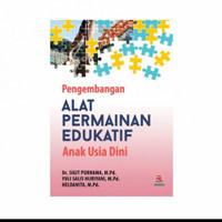Buku Perkembangan Alat permainan Edukatif Anak usia dini