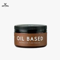 Pomade Oil Based Membantu Merapikan Mengkilapkan Rambut Tahan Lama