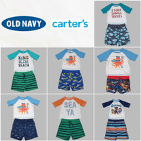 Setelan Baju Renang Bayi Balita Anak Laki Laki Mix Oldn@vy C@rter's II