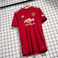 Jersey Baju Bola GRADE ORI MU Manchester United Home 2020/21