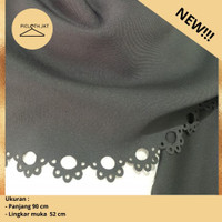 Hijab segitiga Lasercut/Hijab murah/Hijab segitiga/Hijab Instan/Hijab