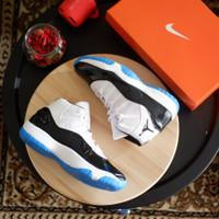 Nike Air Jordan 11 sepatu sneakers sepatu olahraga sepatu basket