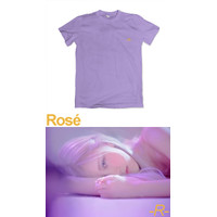 Baju Kaos KPOP BLACKPINK ROSE album