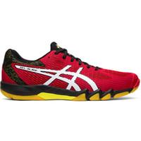 Sepatu Badminton dan Tenis Tennis Asics Gel Blade 7 Red Yellow ORI