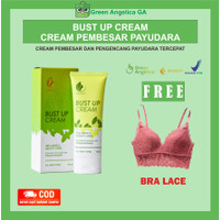 Cream Pembesar Payudara Permanen Pengencang Payudara BPOM BUST UP