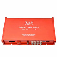 Cello Magic 4.6 Pro DSP Processor Audio Mobil Built in Amplifier 4x70W