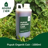 Pupuk organik cair urine kelinci