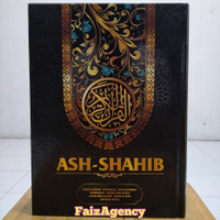 ash shahib al-quran rasm Utsmani terjemah waqaf dan ibtida besar A4