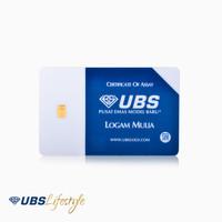 UBS Logam Mulia 0.1 gr