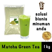 Premium Matcha Green Tea Powder, bahan minuman kualitas Terbaik!