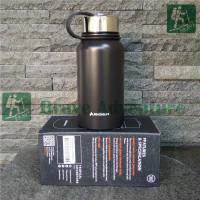 Dawson 600ML Water Bottle 910004930 Botol Air Minum Eiger Dark Grey