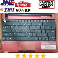 Keyboard Frame Case Casing Acer aspire one 722 ao722
