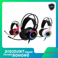 ABKONCORE CH60 REAL 7.1 Surround Gaming Headset